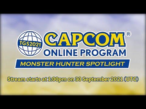 【TGS2021 CAPCOM】TGS2021 CAPCOM ONLINE PROGRAM - MONSTER HUNTER SPOTLIGHT - (English)