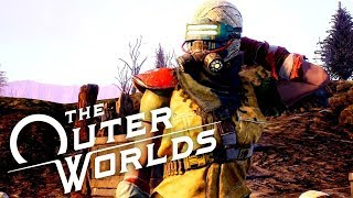the outer worlds e3 2019 gameplay trailer_MM Trailers