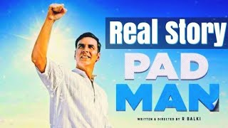 PADMAN Real Story in Hindi | Arunachalam Muruganantham Story | Akshay Kumar | Upcoming Movie 2018