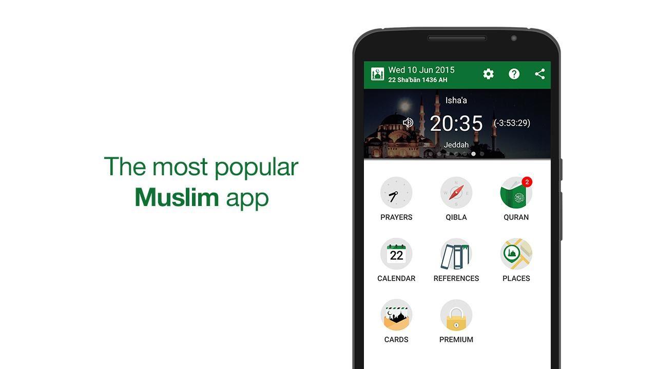 Update! Muslim Pro Premium APK v8.2.4 Ramadhan Offline Installer  #Smartphone #Android