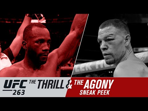 UFC 263: The Thrill and the Agony - Sneak Peek