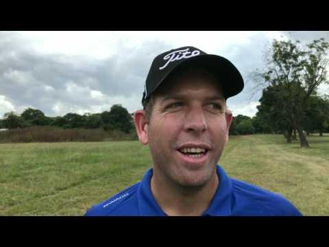 Oliver Bekker round 3 Zambia Sugar Open