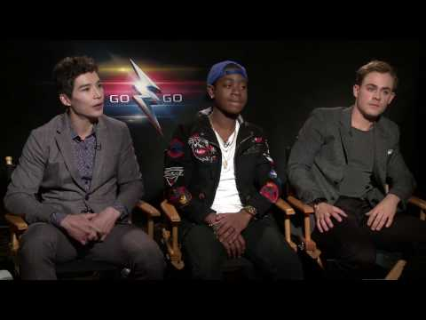 Dacre Montgomery, RJ Cyler and Ludi Lin: Bullies are Bums
