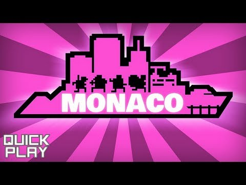 Quick Play - Monaco Gameplay and Review (PC, XBLA)