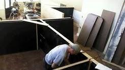 DIY Office Desks, The Gregori Group Real Estate