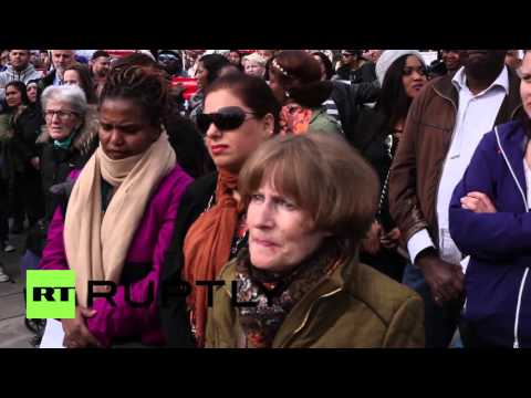 Norway: Angry parents join 'Legal Kidnapping' demo against Barnevernet
