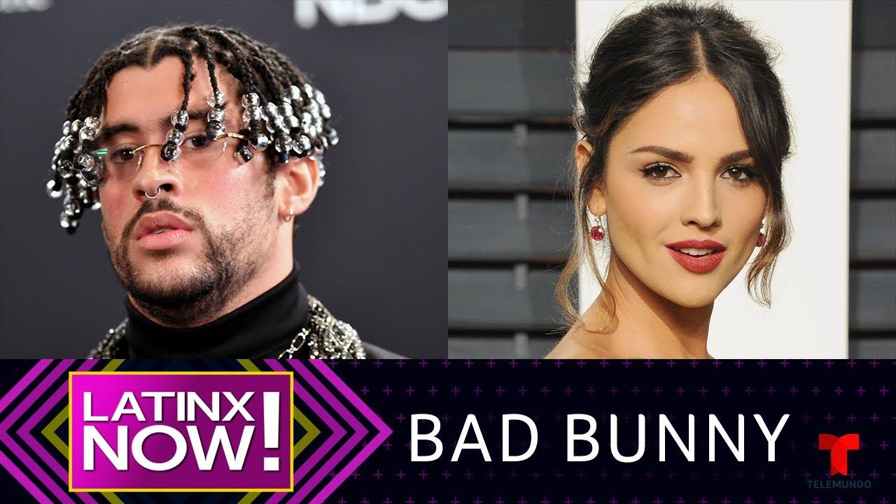 Bad Bunny y Eiza González enfurecen contra la prensa   Latinx Now!   Entretenimiento