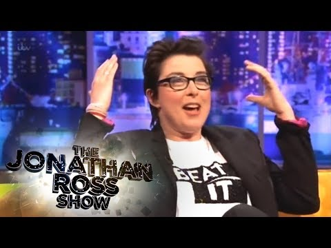 Sue Perkins Found Coming Out Annoying  Jonathan Ross Classic