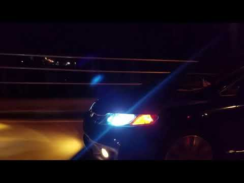 Street Racing: 2010 Lancer GTS Vs. 2007 Honda Civic Si