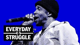 Curren$y Pulls Up to Talk 'Yandhi,' MGK, Best Punchline Rappers, New Mixtape | Everyday Struggle