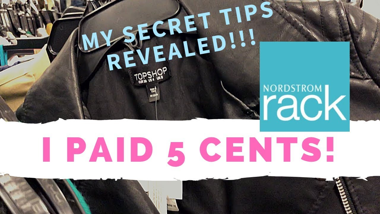 ad7e521c25ed6 HOW TO SHOP NORDSTROM RACK - ALL MY SECRETS REVEALED!!! - YouTube