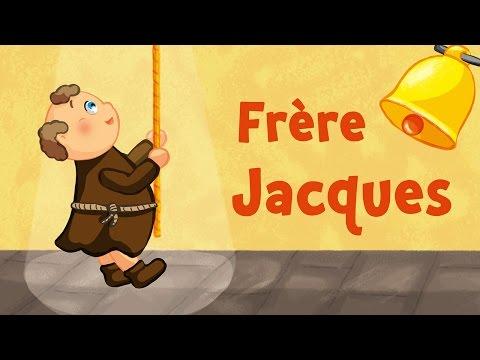 Frère Jacques Frère Jacques (comptine avec paroles)