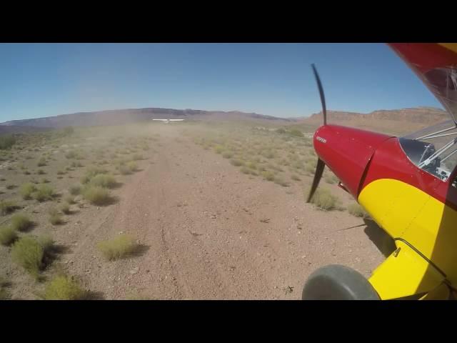 Utah Backcountry Flying - Wee Hope Mine