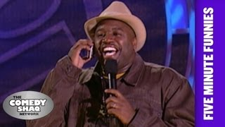 Corey Holcomb⎢Phonebook Contact Nicknames⎢Shaq