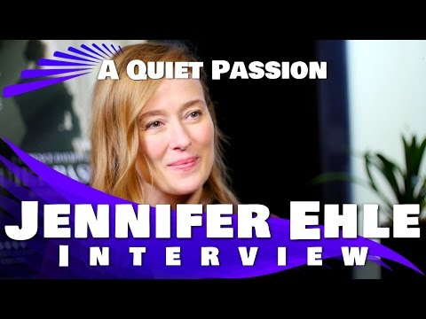 A QUIET PASSION   Jennifer Ehle