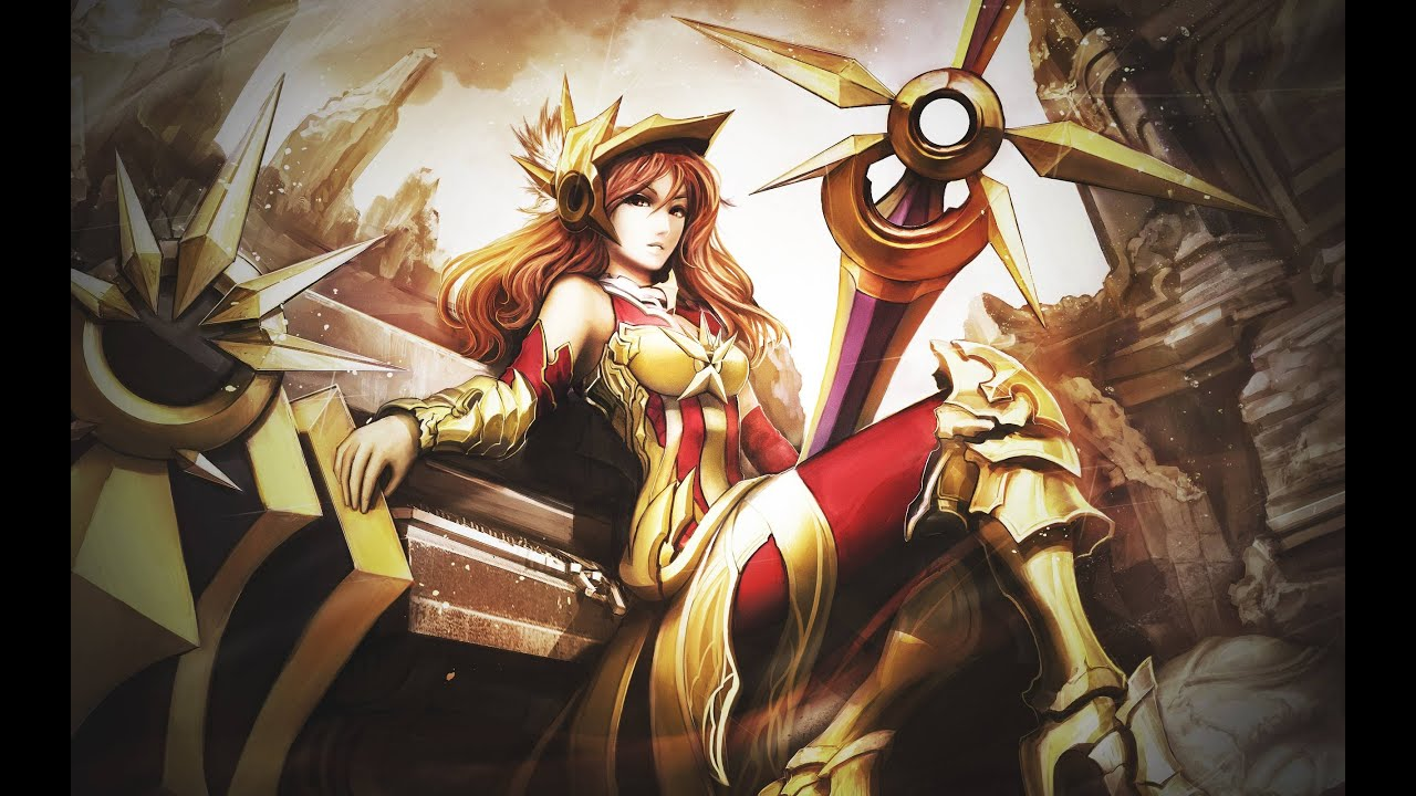 League Of Legends Leona Support A La Piscina En Invierno Con Un