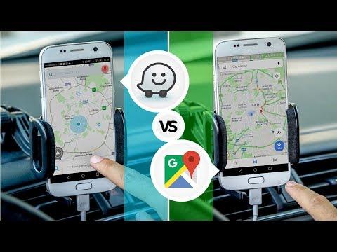 Google Maps contro Waze: chi vince nel traffico?