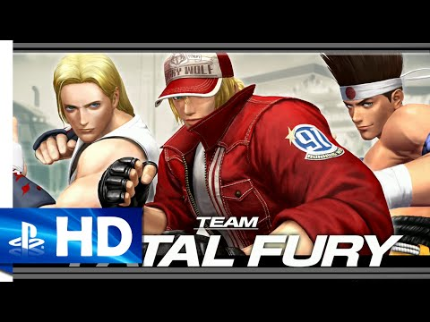 """king-of-fighters-xiv---""""team-fatal-fury""""-gameplay-trailer-(ps4)-[1080p]"""