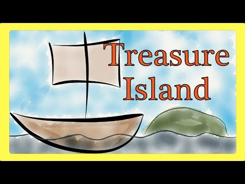 Treasure Island by Robert Louis Stevenson (Book Summary) - Minute Book Report