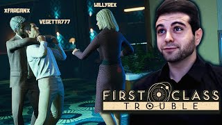 Mi Primera Vez en: First Class Trouble ¿Nuevo Among Us? + ARKADIA