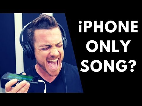Recording An Entire Song With Only An IPhone - RecordingRevolution.com