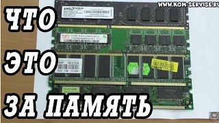 видео Тип оперативной памяти, DDR2, DDR3