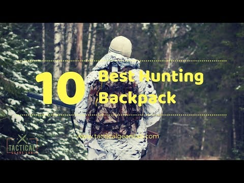 10 Best Hunting Backpack  - Tactical Gears Lab 2020