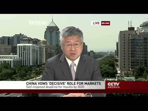 Steven Sitao Xu on CPC decision on economic reforms