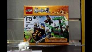 LEGO Castle 70400 Forrest Ambush - NYTF Teaser