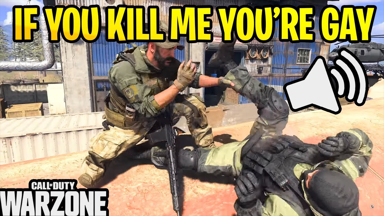 WARZONE - TOP 30 FUNNY HOT MICS/DEATH CHAT MOMENTS OF ALL TIME !!