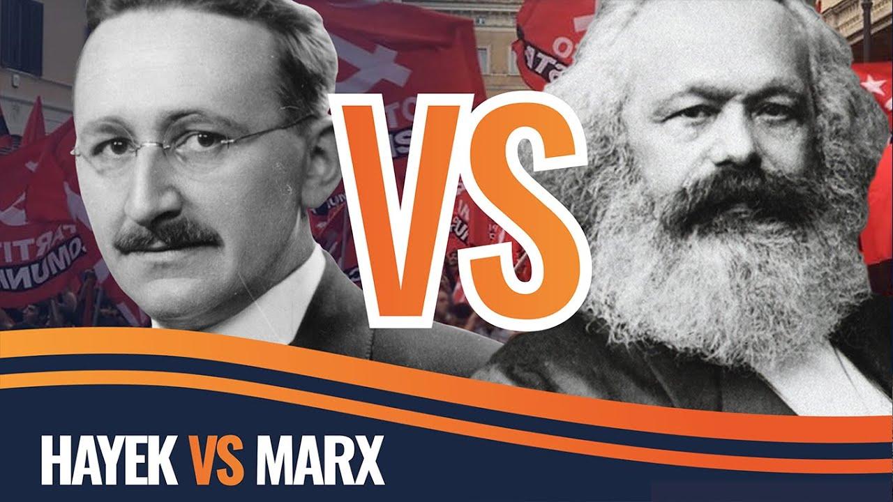 Hayek contro Marx - Tutti gli Errori di Marx [5/5]