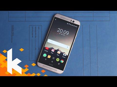 HTC One M9 Review (Deutsch)