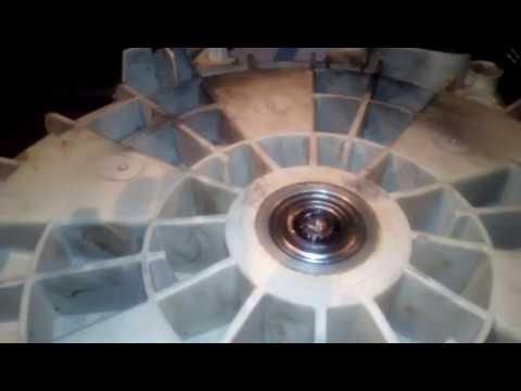Подробно о разборке и замене подшипников стиральной машины Атлант Ч 3.