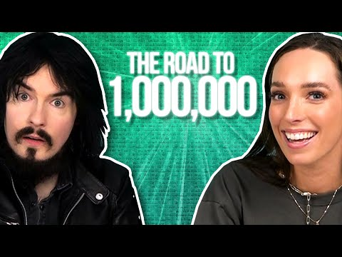 Irish People Try The Road to One Million