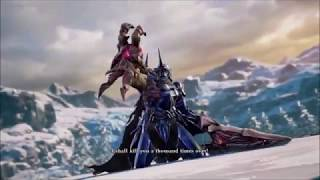 Soul Calibure 6 Nighmare V Siegfried