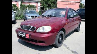 Автопарк Daewoo Sens 2004 года (код товара 21220)