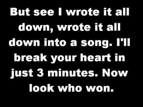 Never Shout Never - Liar Liar (lyrics)
