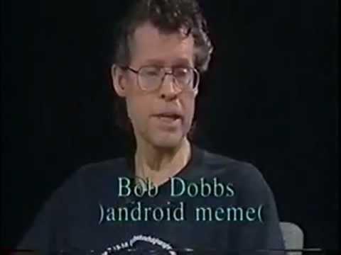 Bob Dobbs on Media Ecology as Extensions of the Human senses