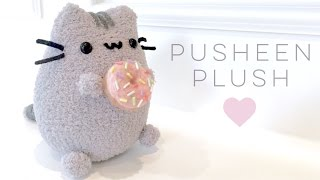 Pusheen & Donut Plush Tutorial