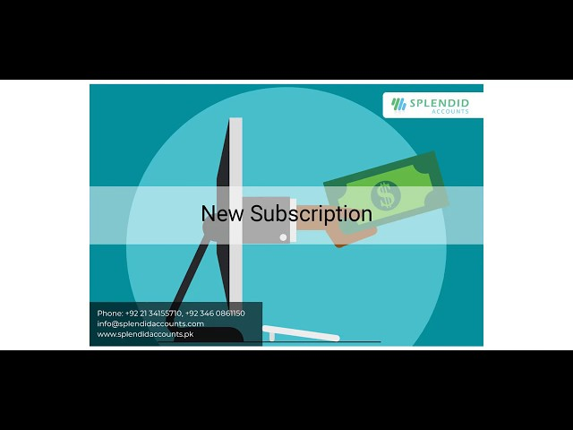 How to signup for New Subscription