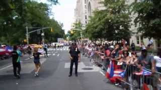 JandRentertainment Mobile DJ Truck at the NY Puerto Rican Day Parade - June 9, 2013