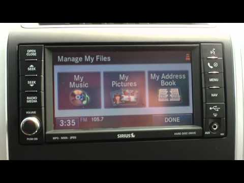 HOW TO USE THE NAVIGATION SYSTEM ON A DODGE