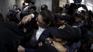 Guatemala: Justiz will erneut Immunität des Staatschefs aufheben lassen