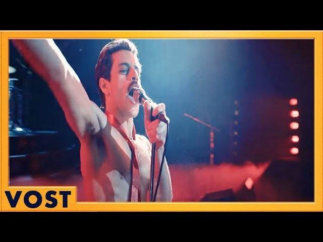 Bohemian Rhapsody | Devenir Freddie [Officiel] VOST HD | 2018
