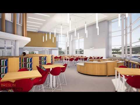 Sandy Run Middle School Virtual Walkthroughs (LIBRARY)