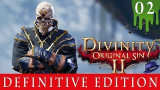 ESCAPE THE SHIP - Part 02 - Divinity Original Sin 2 Definitive Edition - Tactician Gameplay