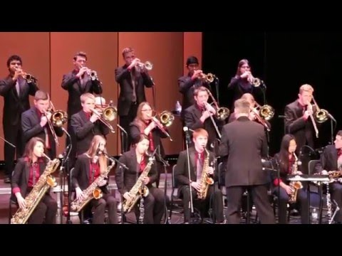 Byron Center High School Jazz Orchestra with Aaron Diehl