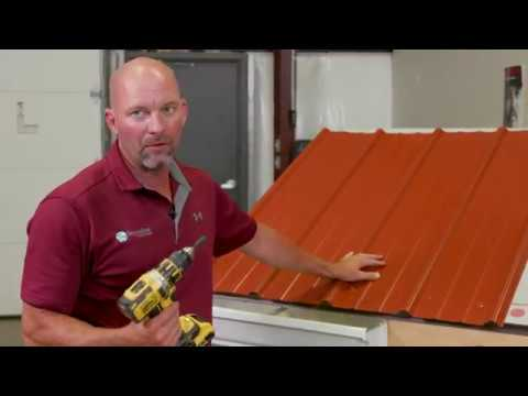 Roofing Mythbusters – Corrugated Metal Panels vs. Standing Seam Metal Roofing | Skywalker Roofing