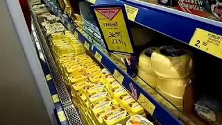 Aнтакья_Турция_BİM, A-101 супермаркеты обзор товара, цены//???? Грибы для ужина