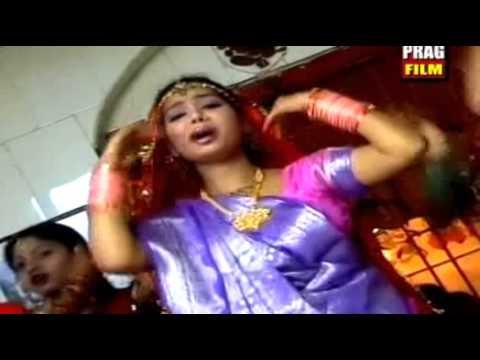 New 2014 Bhojpuri Devi Geet || Pankha Doladiyo Na Maiya Ke || Karuna Agrwal